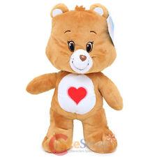 "Care Bears Tenderheart Bear Large Plush Doll 13"" Brown Bear Soft Stuffed Toy"