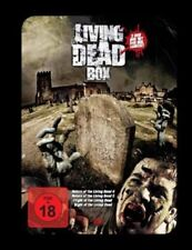 Night Flight & Return Of The Living Dead Steelbook 4 Película DVD Zombie Box