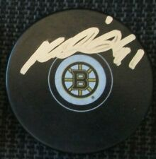 Jaroslav Halak Signed Boston Bruins Hockey Puck w/ Coa