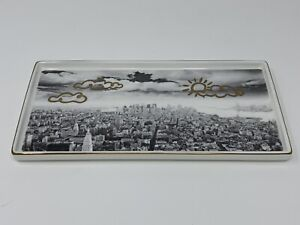 "Kate Spade New York Spirit of Adventure Large Tray 9.75"" Lenox American"