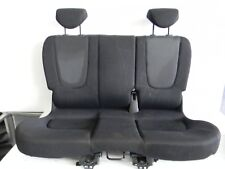 Bench Seat Row Rear Smart 454 Forfour Grey No:96