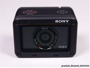 Sony DSC-RX0 II Cybershot Kamera Digitalkamera RX0M2 Zeiss Vlogging Creator Kit