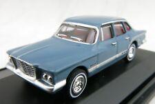 Road Ragers Australian 1962 Chrysler Valiant S Series Sedan Gambier Blue 1:87
