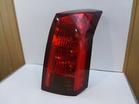 2003-2007 Cadillac CTS Tail light Assembly right passenger side used Oem nice