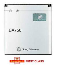 New Battery for Sony Ericsson Xperia Arc S LT15i /LT18i /X12 LT15a BA750 1500mah