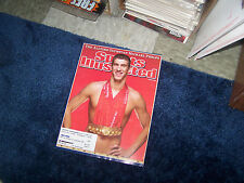SPORTS ILLUSTRATED 2011 -MICHAEL PHELPS ALL TIME OLYMPIAN
