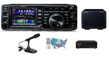 Yaesu FT-991A HF/VHF/UHF All Mode Transceiver - Radio and Accessory Bundle!!