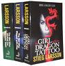 Stieg Larsson 3 Books Collection Set