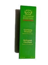 Tata Harper Regenerating Cleanser -Daily Exfoliation& Clarifying Treatment 4.1oz