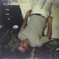 AVI BUFFALO At Best Cuckold (2014) Loser Edition US Clear vinyl LP NEW/SEALED