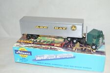 HO scale Athearn Freightliner tractor 40' trailer truck set LEE WAY