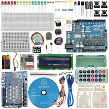 [Sintron] Starter Kit with UNO R3 LCD Servo Motor Sensor for Arduino AVR Learner