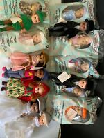 MADAME ALEXANDER DOLLS 2003 McDONALD'S Happy Meal Toys Collectibles Set of 15