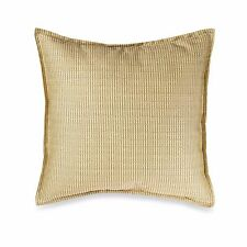 "Tommy Bahama Bahamian Breeze 18"" Square Decorative Toss Pillow Beige Basketweave"