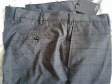$495 Incotex Dress Pants 100s Wool/cashmere  size  40   medium gray