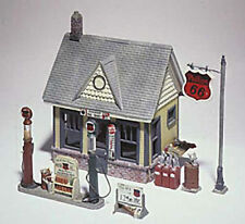 NEW Woodland Scenics Gas Station Kit HO D223