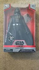 "STAR WARS DARTH VADER ELITE SERIES PREMIUM 10""-12"" INCH FIGURE DISNEY STORE MISB"