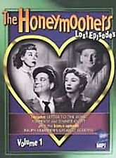 The Honeymooners The Lost Episodes: Volume 1 DVD NEW sealed
