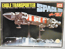 SPACE: 1999 EAGLE TRANSPORTER Plastic Model Kit, Space Science Series.