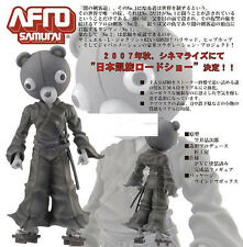 Afro Samurai Kuma Figure GDH Version Statue SDCC Limited NEW MIP SEALED