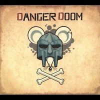The Mouse and the Mask [PA] by Danger Doom (CD, Oct-2005, Epitaph/ADA) MF DOOM