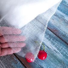100m Baumwollgaze einlagige Gaze Stoff Gauze 90cm-breit 100% Baumwolle