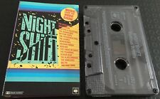 Nightshift ~ Various Artists (Roachford, Noiseworks, The Church++) Cassette Tape