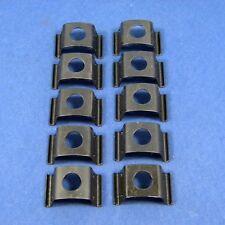 10 Halteklammern für Bremsschlauch Wartburg 353 W 1.3 Bremsleitung Bremsanlage