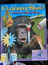 The Young Scientists Club Adventure Science Series Chemistry Blast Kit
