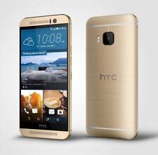 "HTC One M9 - 5,2"", OctaCore 2,2 GHz, 3 GB, 32 GB ROM, 20 MP, Gold, Neuware"