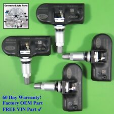 Set of 4 Chrysler Dodge TIRE PRESSURE SENSOR TPMS OEM 56053031AD 433MHz SET-TS63