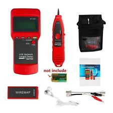 NOYAFA Network NF-8208 LAN Cable Tester Wire Tracker Tracer Length Scanner RJ45