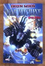 IRON MAN WAR MACHINE : COEUR DE FER  PROCHE DU NEUF  (A34)