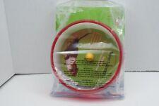 Kaytee Hamster Silent Spinner 6 1/2 inch Red Exercise Wheel Pet Supplies