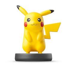 amiibo Pikachu XY Super Smash Bros. series Nintendo Wii U 3DS Japan A2098