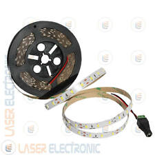 Striscia LED 10 Metri da Interno Bianco Freddo 6500K Alta Luminosità 12V 100W