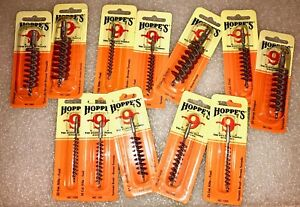 Hoppes Tornado Stainless Gun Bore Cleaning Brushes - See Multi Variations