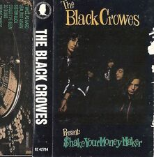 Black Crowes - (Shake) $hake Your Money Thing (Cassette 1990 CANADA IMPORT)