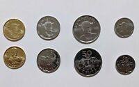 NEW: ESWATINI –   4 coins Set Issue 2021 - 10, 20, 50, 1 EMALANGENI - MINT ALL