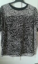 Marks and Spencer Polyester Animal Print Other Women's Tops