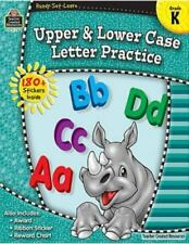 Ready-Set-Learn: Upper and Lower Case Grd K by Teacher Created Resources...