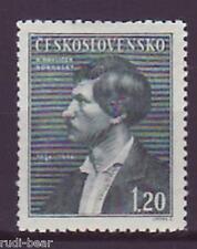 CSSR Tschechoslowakei Nr.  501 *  Karl Havlicek Borovsky