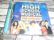 HIGH SCHOOL MUSICAL - THE CONCERT   CD + DVD