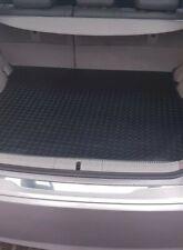 Toyota Prius MK lll 2009-2016 Black rubber car boot Mat(liner)