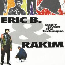 ERIC B. & RAKIM Don't Sweat the Technique (1992) CD