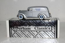 DURHAM CLASSICS 1939 FORD PANEL VAN TRUCK, AUTOPHILE CAR BOOKS & MODELS, 1:43