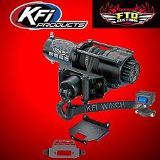 KFI SE25 Stealth 2500lb Winch & Mount Kit 15-17 Polaris RZR 900, 15-17 RZR 1000