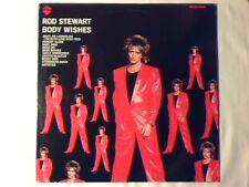 ROD STEWART Body wishes lp ITALY