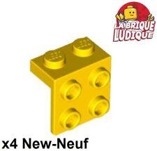 Lego 99780-6x Supports Bracket 1x2-1x2 inverted Choisissez votre couleur NEW