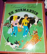 DANIEL ET VALERIE EN NORMANDIE - 1978
